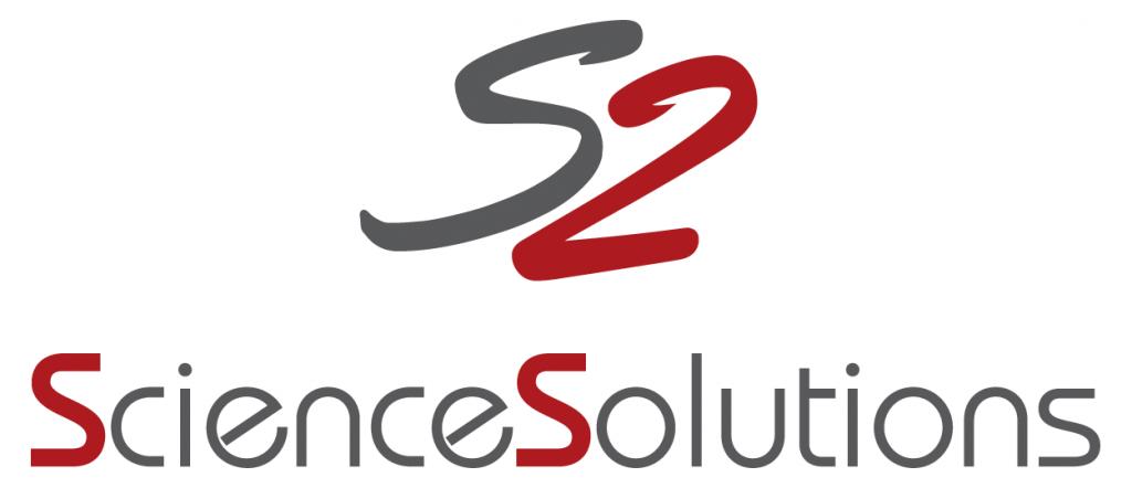 S2 Logo mit weißem Hintergrund